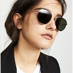 Ray-Ban Hexagonal Sunglasses RARE
